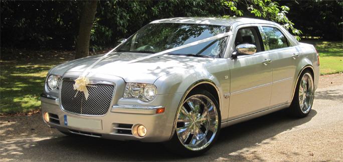 Chrysler Car Silver